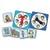 Atelier d'activité basé sur la connaissance des 5 émotions, pour 1 à 4 joueurs de 3 à 7 ans