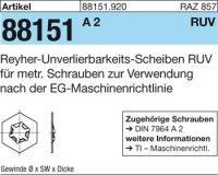 RUV-Scheiben M8x16x0,5