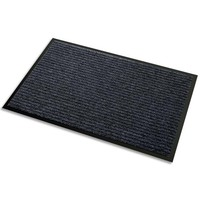 3M Tapis d'accueil Aqua Nomad 45 noir double fibre gratante - Format : 90 x 150 cm �paisseur 5,6 mm 45003