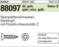Spanplattenschrauben 4x20-Z