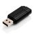 Verbatim USB flash disk, 2.0, 8GB, Store,N,Go PinStripe, čierny, 49062, pre archiváciu dát