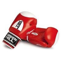 Green Hill Boxhandschuhe Tiger, 10 oz., Rot