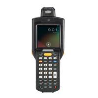 "Zebra MC3200 PDA 7,62 cm (3"") 320 x 320 Pixels Touchscreen 372 g Zwart"