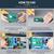 StarTech.com M.2 SSD naar 2,5 inch SATA-adapter / converter