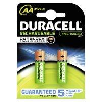 Duracell StayCharged Akku AA (HR06) 1.950 mAh B2 Precharged