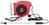 Kabelaufroller mit Profi-XXL-Werkstatt-Stabhandlampe 13 Watt