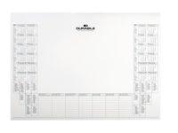 DURABLE Dodatkowy wkład z kalendarzem 590x420mm