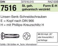Gew.-Schneidschrauben EM6x50-H