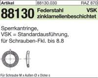 Sperrkantringe VSK 10x18,1x1,8