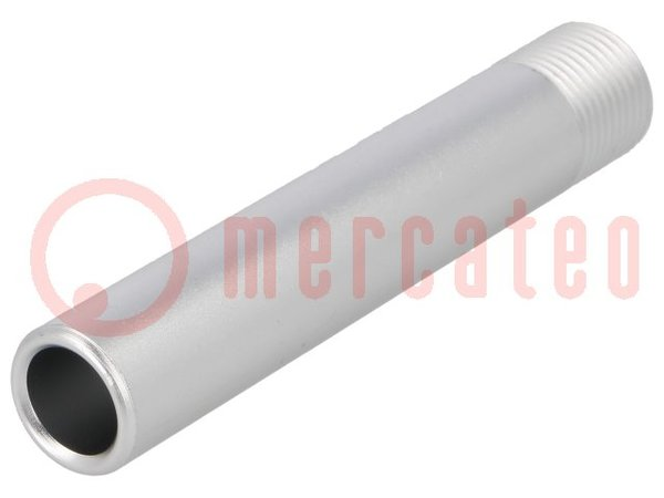 Jeladó tartozékok: alumínium cső; -25÷55°C; Sorozat: HBJD-40 - HBJD-LG-1