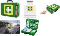 CEDERROTH Erste-Hilfe-Koffer, Inhalt nach DIN 13157 (8910043)