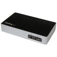 StarTech.com DVI docking station voor laptops USB 3.0 Universele laptop port replicator