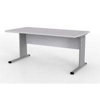 VERA - Schreibtisch mit C-Fuß-Gestell