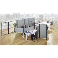 Tischtrennwand Für Tischplattenstärke 21 42 Mm Hxb 500 X 1550