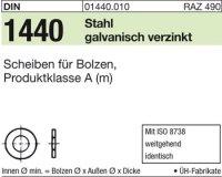 Scheiben für Bolzen 22x34x4