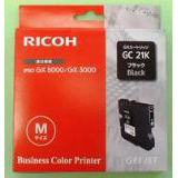 Ricoh Regular Yield Gel Cartridge Black 1.5k Original Schwarz 1 Stück(e)
