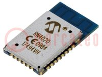 Module: Bluetooth Low Energy; ADC, GPIO, I2C, UART; SMD; 4.1; 1Mbps