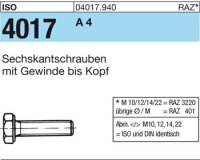 ISO4017 M14x110