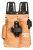 Werkzeugtasche robustes Spaltleder 21231 braun