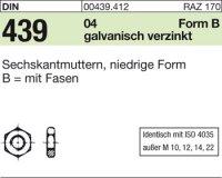 DIN439 BM8