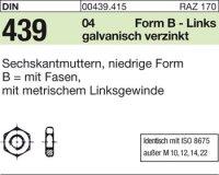 Sechskantmu.,Form B BM30
