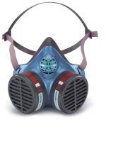 Einweghalbmaske FFA2 Größe M/L, organische Gase
