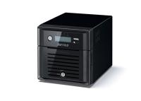 Buffalo TeraStation 4200 - 2 bays Desktop Diskless Enclosure NAS iSCSI - RAID 0/1 - 2xGbE Bild 1