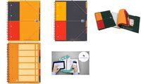 "Oxford International Collegeblock ""Organiserbook"", liniert (5401180)"