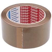 Tesa Verpackungsband, 66 m x 50 mm, transparent