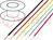 Leitungen; FLRY; Line; Cu; 0,5mm2; PVC; gelb; 60V; 500m; Klasse:5