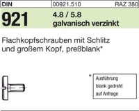DIN921 M4x16