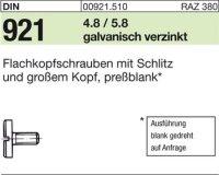 DIN921 M6x20