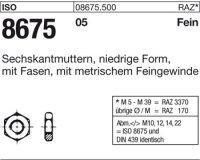 ISO8675 M10x1,25