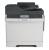 Lexmark CX410e - Multifunktion (Faxgerät/Kopierer/Drucker/Scanner) - Farbe, Laser, USB 2.0, Gigabit LAN, USB-Host