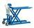 Scheren-Hubwagen 6820 - 500 kg Gute Standfestigkeit, auch bei angehobener Last