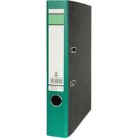 Ordner 50mm DIN A4 Werkstoff: 100% recyceltes Papier grün
