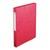 EXACOMPTA Boîte de classement dos 2,5 cm, en carte lustrée 5/10e coloris rouge