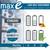 Mignon AA maxE Pro Akku - Vergleich 2