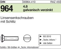 DIN964 M4x10