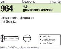 DIN964 M3x20