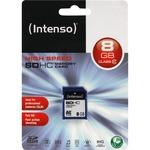 Intenso SD 8GB Cl10