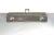 stabile Ausführung, mit rutschfester, gummierter Stahl-Klemmschiene an kurzer Seite und zusätzlicher Aufhängemöglichkeit