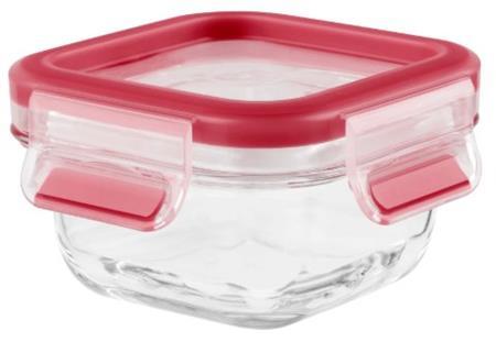 Tefal MASTER SEAL GLASS dóza čtvercová sklo 0,2 L K3010112