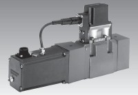 Bosch Rexroth 4WRGE10V100L-1X/210G24TK31/A1M Fast response valve