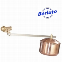 """<p><b>Vlotterkraan RSV 107 1""""</b></p><br> <b>Productinformatie:</b> <ul> <li>aansluiting buitendraad 1"""" <li>max. inlaatdruk 12 bar <li>max. temperatuur 80 °C <li>dichtingen: NBR <li>behuizing: brons (RG5) <li>gesloten uitvoering (met aansluiting voor valpijp) <li>voor grote waterreservoirs <li>opgepast: zonder vlotter (zie toebehoor) </li></ul>"""