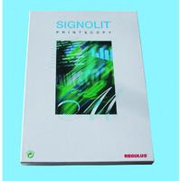 Farblaser-/-kopierfolie Signolit, SC 46, sk, A4, weiß, glänzend
