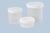 Frascos roscados de polipropileno (PP)