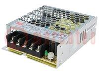 Tápegység: impulzusos; modul; 36W; 24VDC; 99x82x30mm; 21,6÷28,8VDC