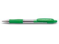 Kugelschreiber Super Grip M BPGP-10R-M, M, Schreibfarbe grün