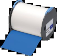 100 mm Olefinbänder RC-T1LNA blau für LabelWorks Pro100